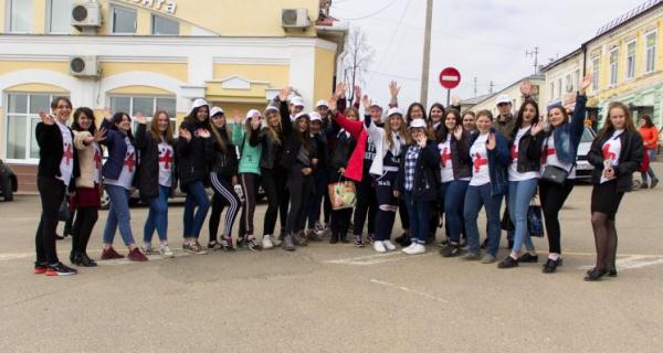 Региональная добровольческая акция #Добродень